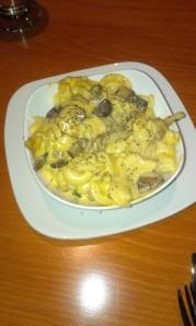 Mushroom Mac 'N' Cheese