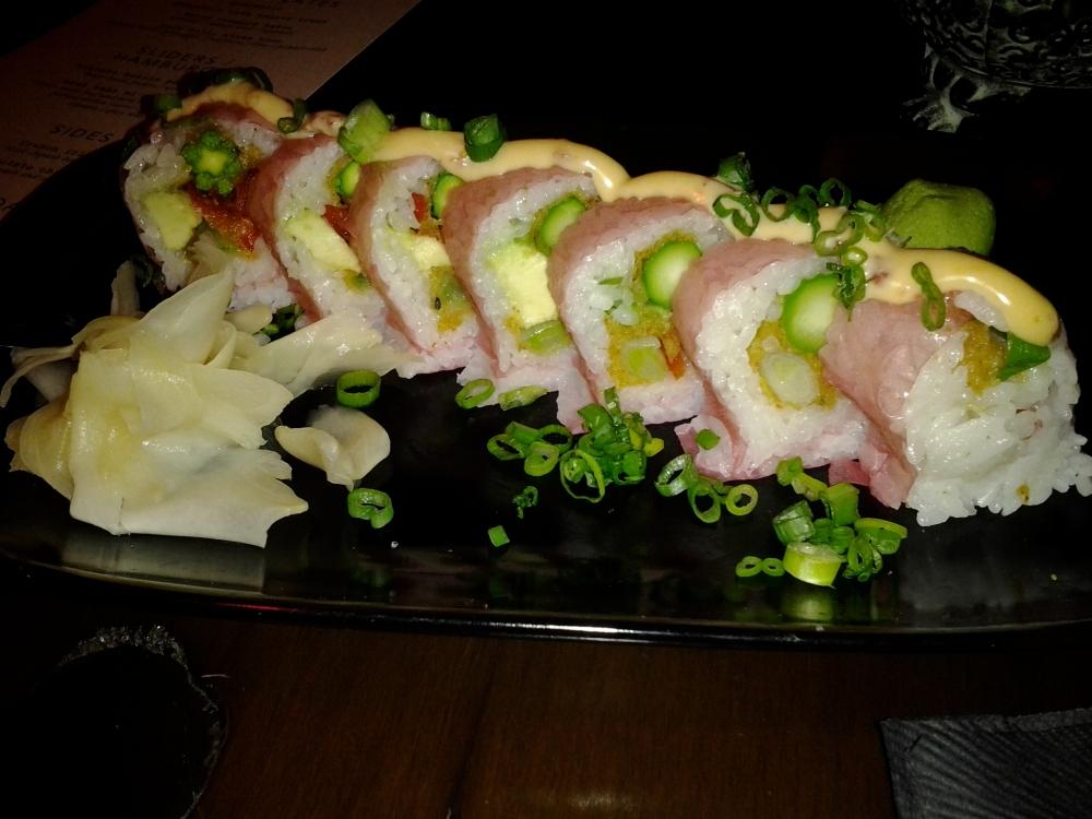 Vegetarian Roll