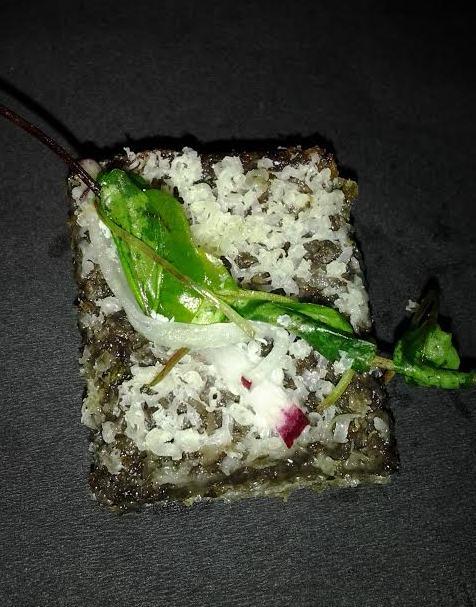 Roasted Mushroom Toast