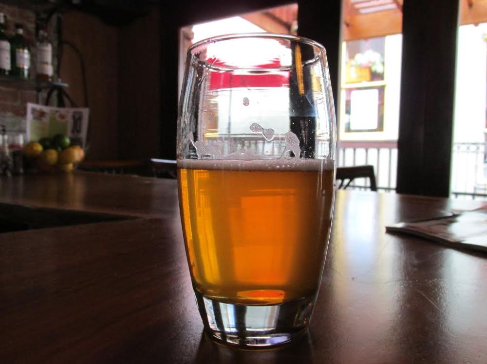 Apocalypse IPA, 10 Barrel's flagship--and most popular--beer