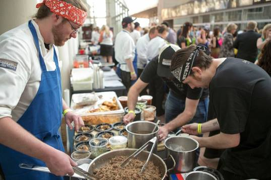 Photo from Imbibe's Big Eat event page
