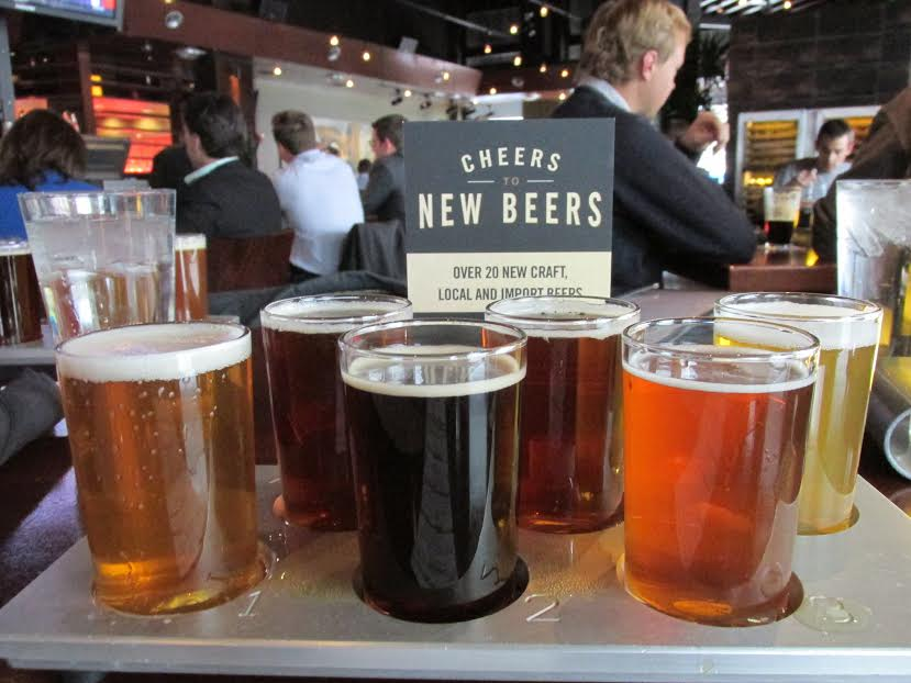 On Monday, March 28th, Yard House Locations All Across The Country Tapped  Approximately 1,581 New Beers As A Result Of Its Annual Beer Review.