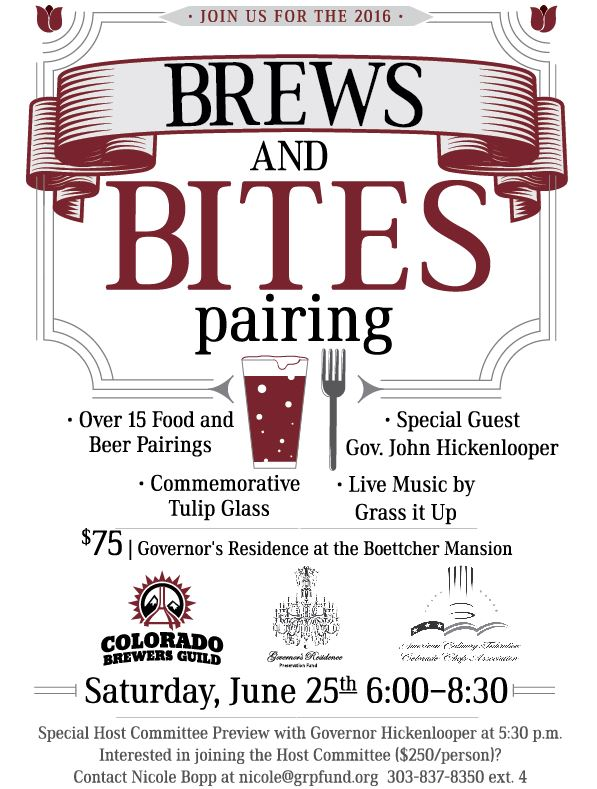 Brews and Bites