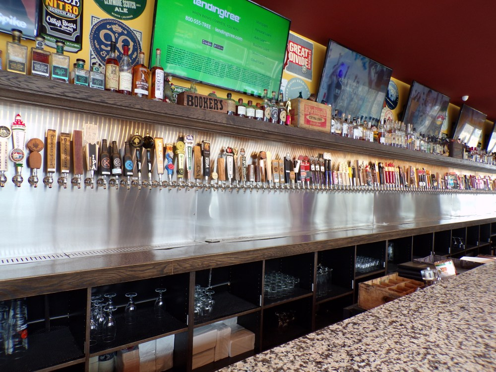175 Beers on Tap & So Much More: The Pint Room in Littleton ...