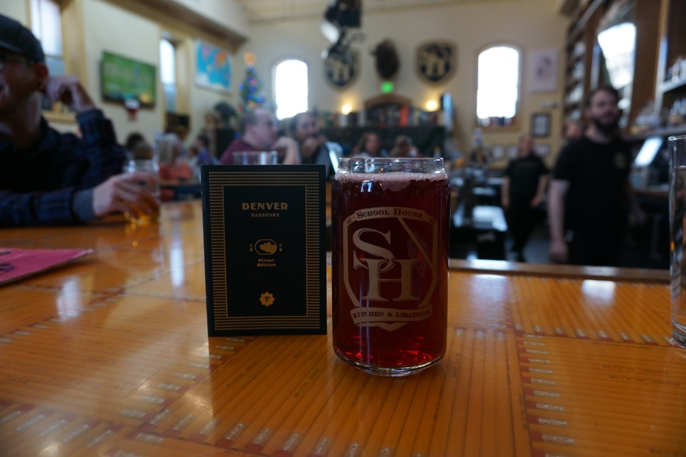 beer, craft beer, Deschutes, School House Kitchen & Libations, Arvada, Colorado